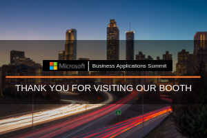Inogic participated in Microsoft Business Applications Summit - Atlanta, GA