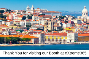 Inogic participated in eXtreme365 2017 held in Lisbon, Portugal