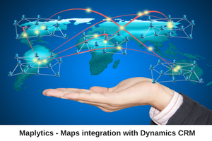 Maplytics - Maps integration with Dynamics CRM