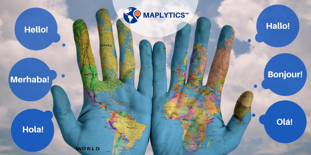 Multiple Language map Dynamics CRM