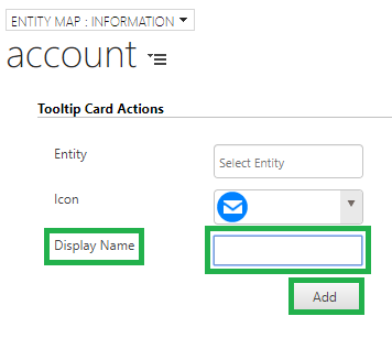 Tooltip Card Actions Display Name