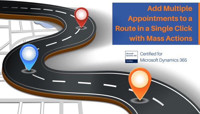 Route Optimization Dynamics CRM