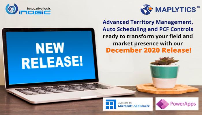 Maplytics 2020 new December Release