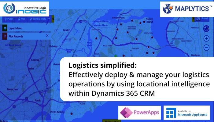 logistics simplified