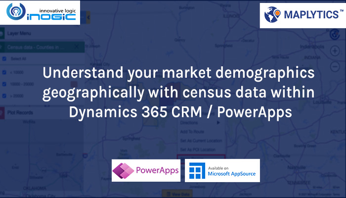 Understand your Market Demographics Geographically with Census Data