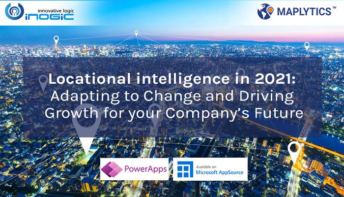Locational intelligence in 2021
