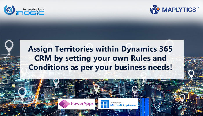 Assign Territories within Dynamics 365 CRM
